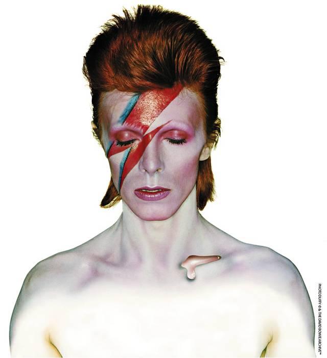 David Bowie is ...