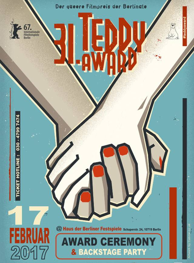 teddy award 2017