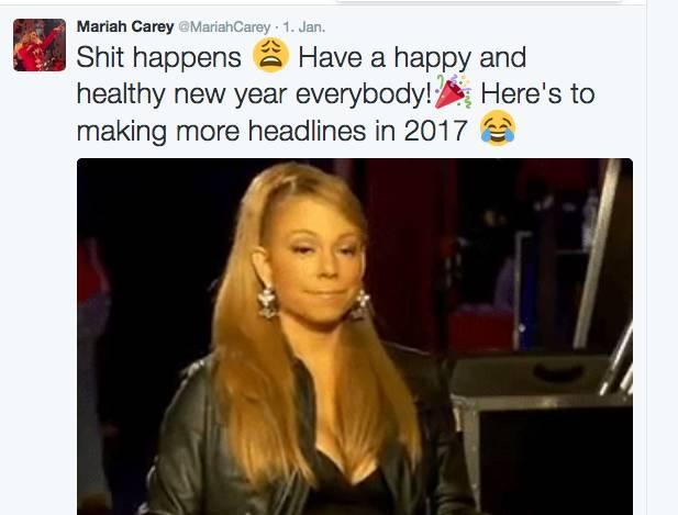 Mariah 2017