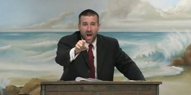 Pastor Steve Anderson