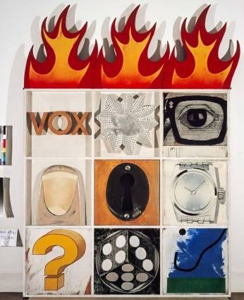 Joe Tilson: Nine Elements