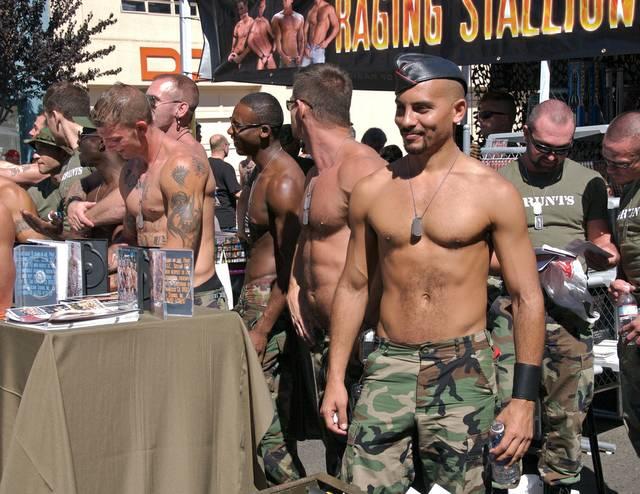 Gay Military Fetish