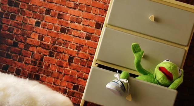 Kermit Schublade