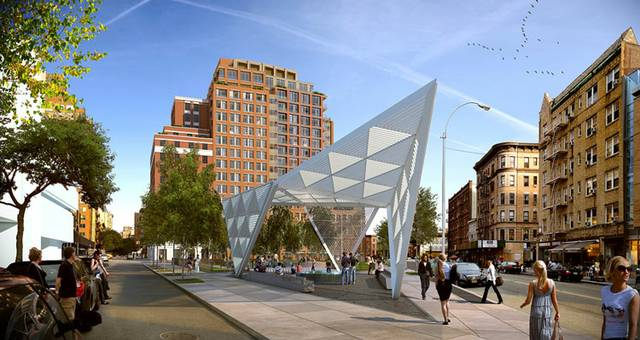 NYC Aids Memorial