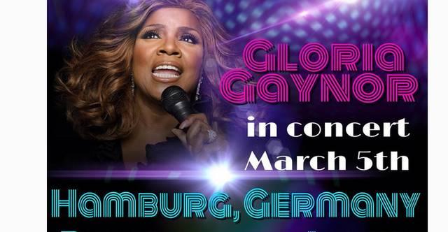 Gloria Gaynor 2017