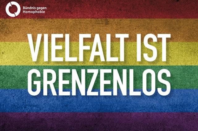 Bündnis gegen Homophobie