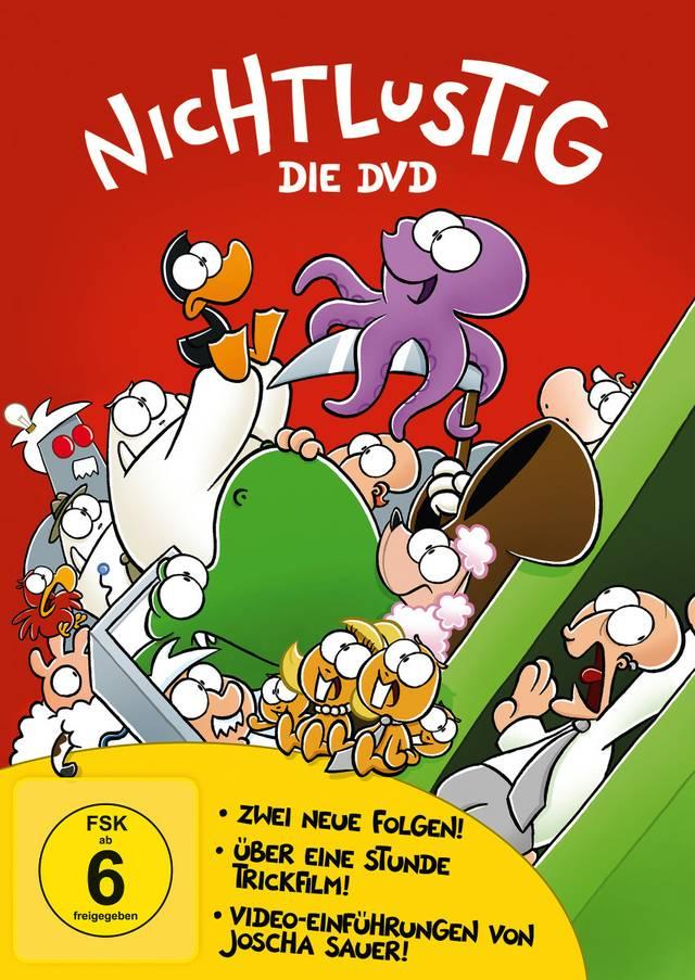 Nichtlustig DVD-Cover