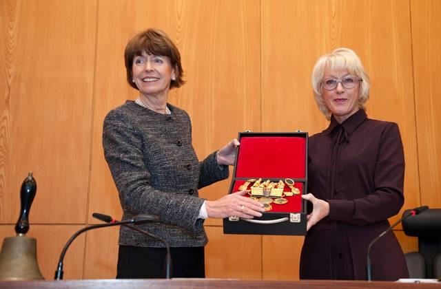 Henriette Reker / Elfi Scho-Antwerpes