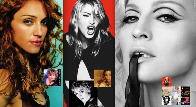 Madonna Collage 2017