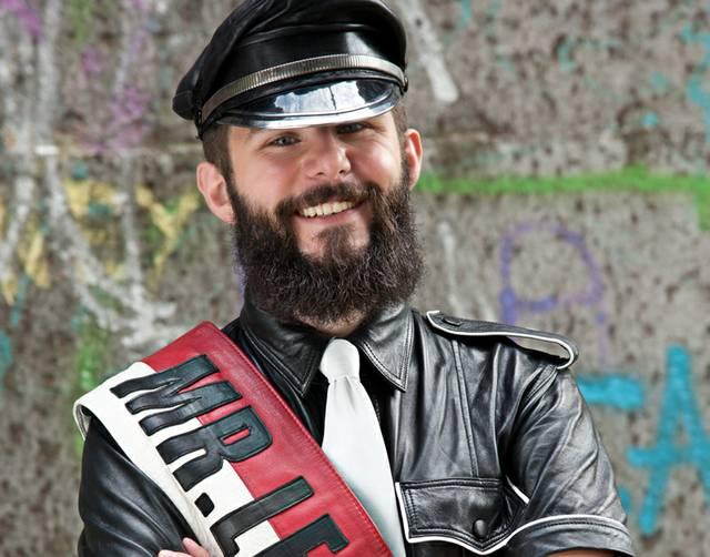 Mr Leather Hessen 2016 Suri