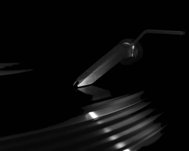 DJ Deck Plattenspieler