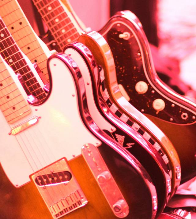 Gitarre Rock