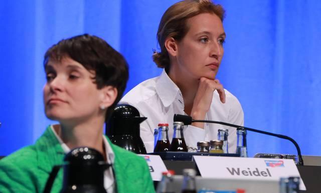Frauke Petry und Alice Weidel