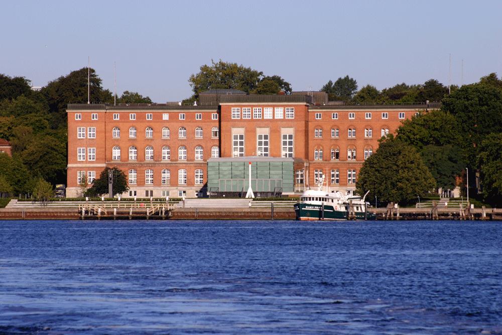 Landeshaus Schleswig-Holstein