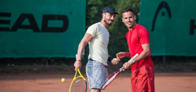 Tennis Jungs