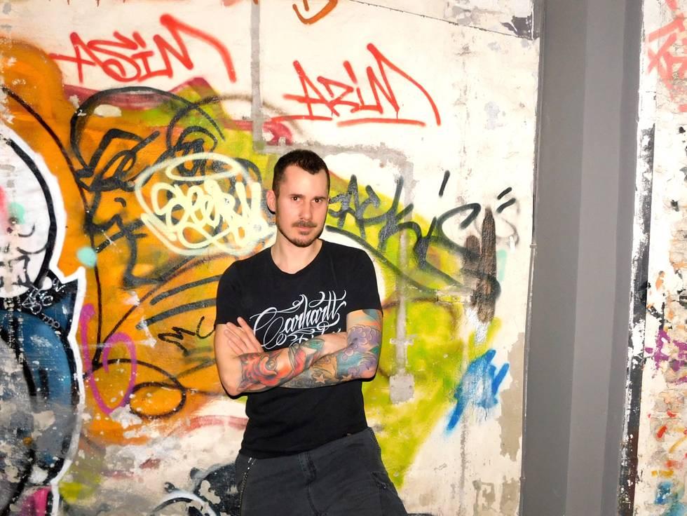 DJ Influx_