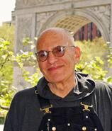 Aktivist und Schriftsteller LARRY KRAMER
