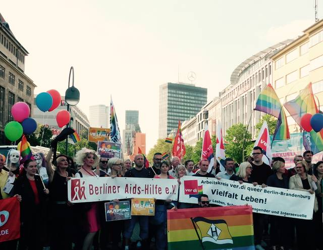 Internationaler Tag gegen Homophobie
