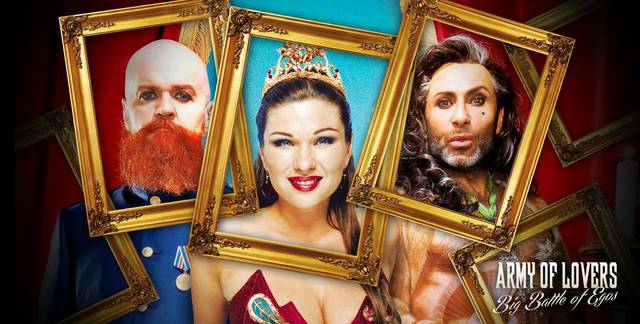 Army of Lovers 2017