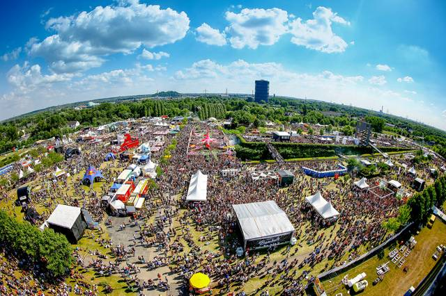Ruhr in Love