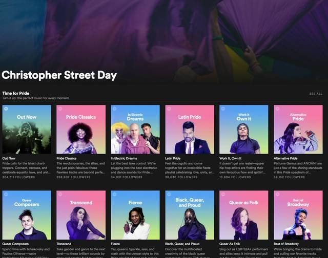 Spotify Pride