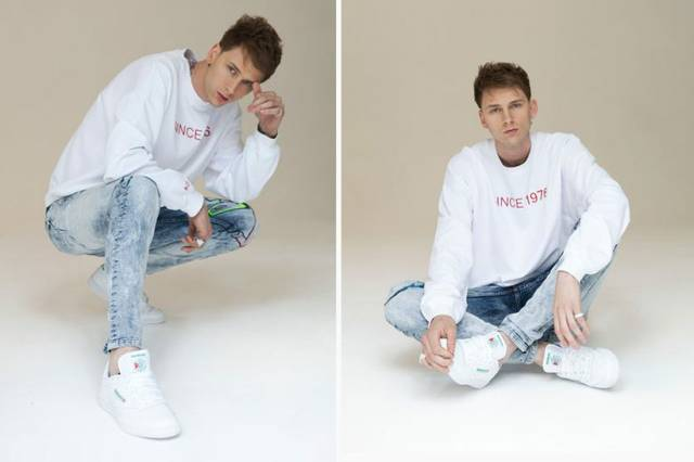 Machine Gun Kelly Reebok