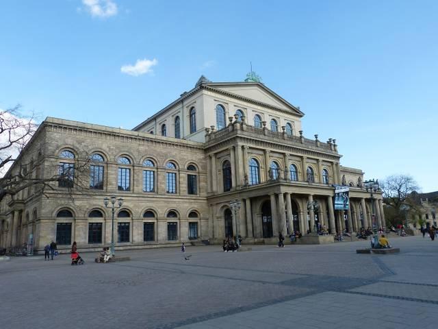 Opernplatz Hannover