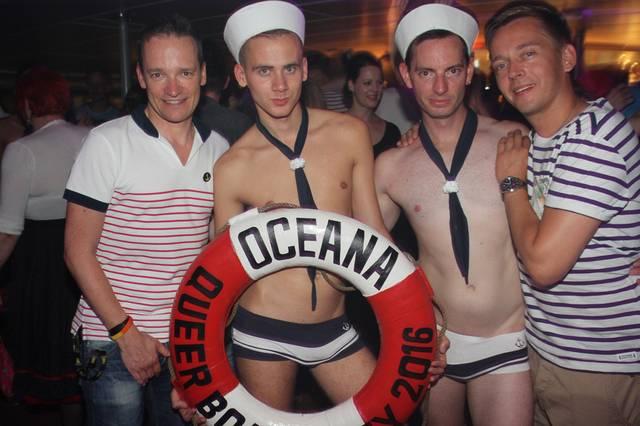 Oceana Queer Boat