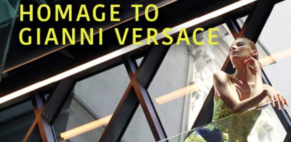 Homage to Gianni Versace 2017