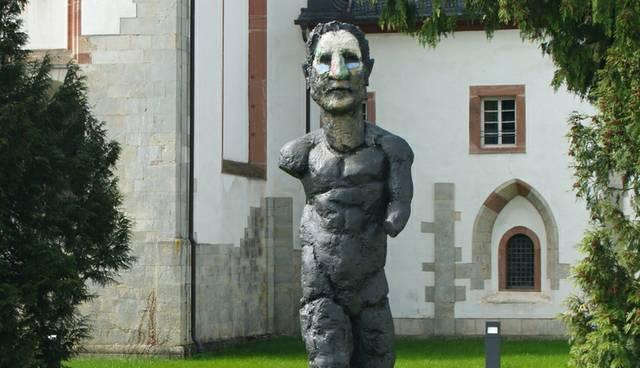 Blickachsen - Kloster Eberbach