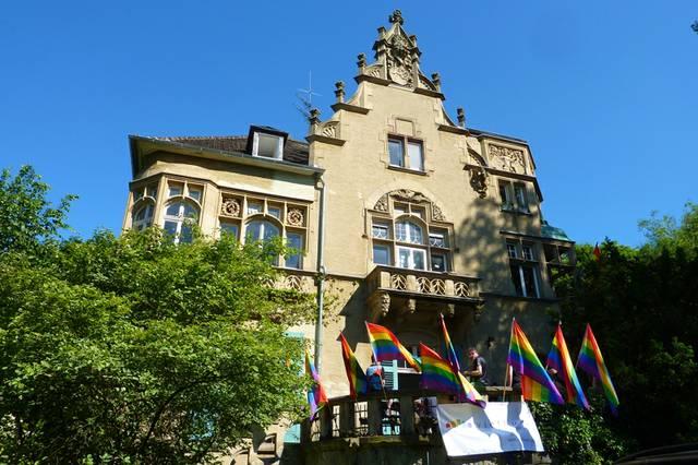 Queeres Zentrum Darmstadt