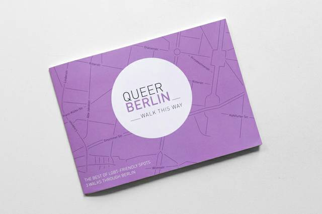 Berlin Queer Map