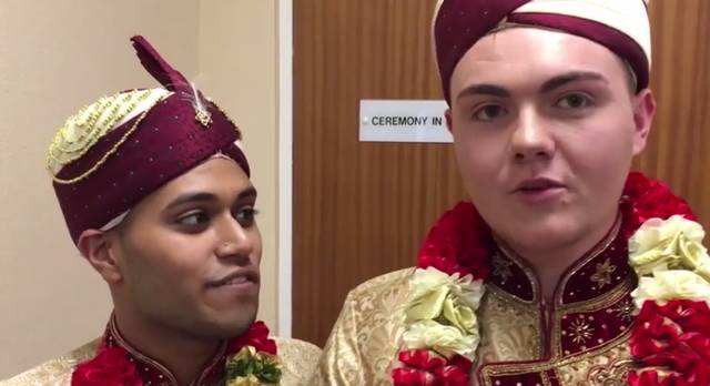 Gay Muslim Wedding