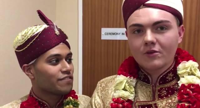 Gay Muslim Wedding