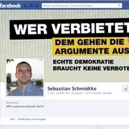 © Foto: Screenshot facebook.com/pages/Sebastian-Schmidtke/408990975887895