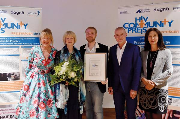 HIV-Community-Preis