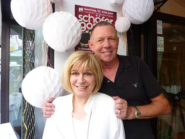 Mary Roos und Linda vom Schwejk