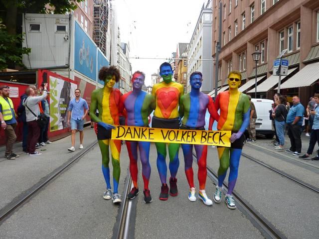 CSD Frankfurt 2017
