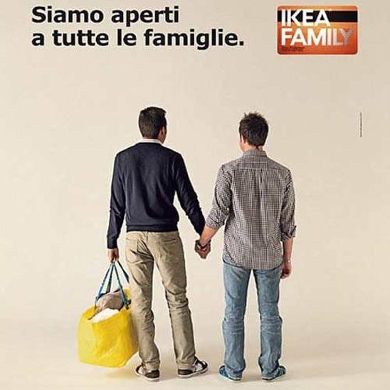 © Foto: Ikea-Werbung aus Italien