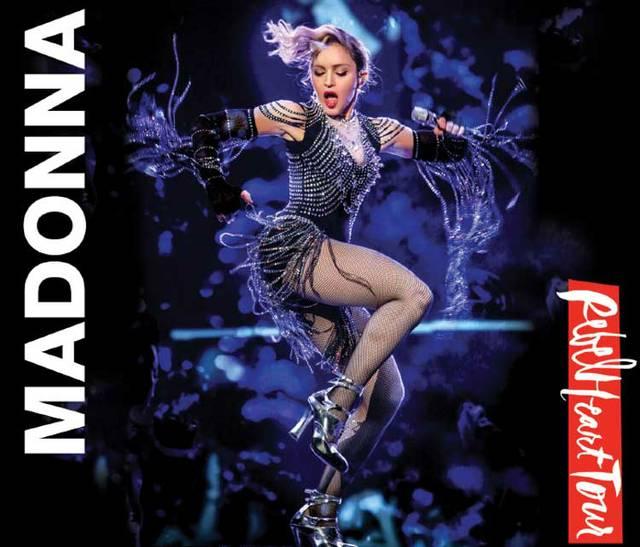 Madonna 2017