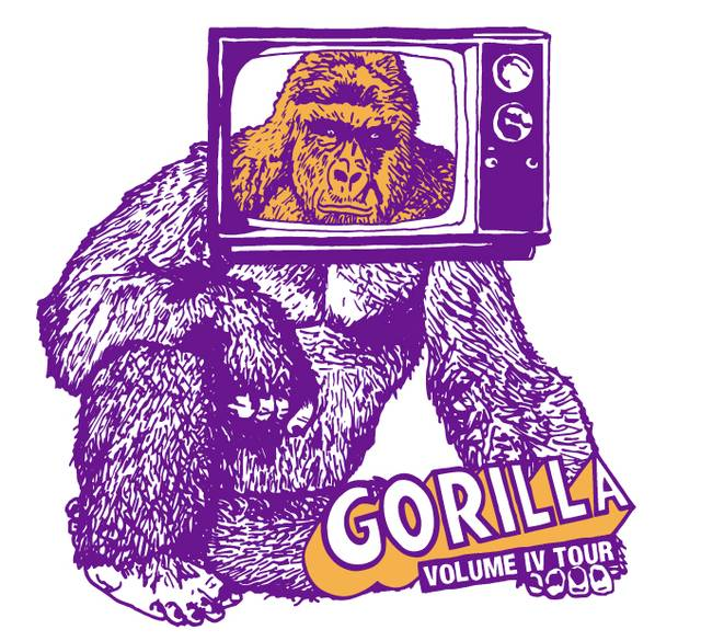 Gorilla Perfume