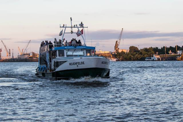 Elbe Hamburg