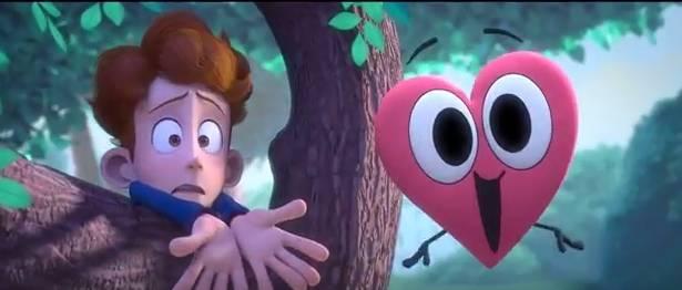 """""""In a Heartbeat"""" von Beth David und Esteban Bravo"""