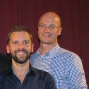 © Vorstand Presse Marc-Pierre Hoeft (links) / 1. Vorsitzender Dr. Lars Peters (rechts)