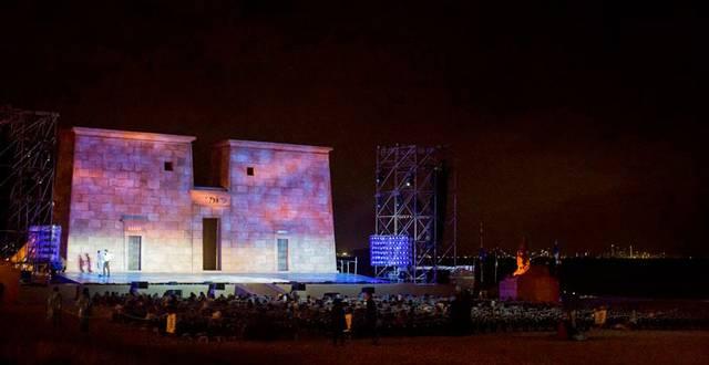Oper Aida Australien