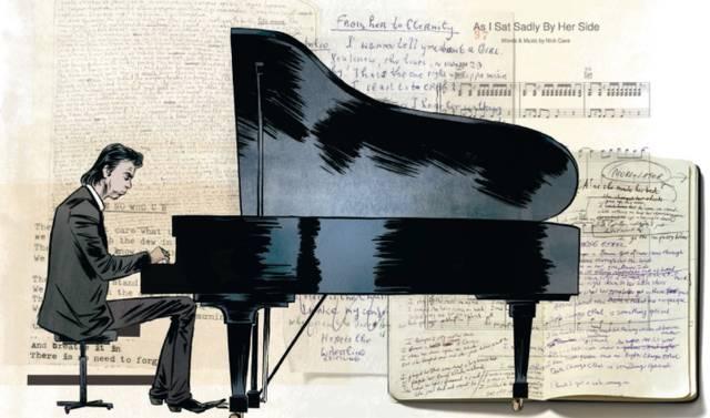 Nick Cave Reinhard Kleist