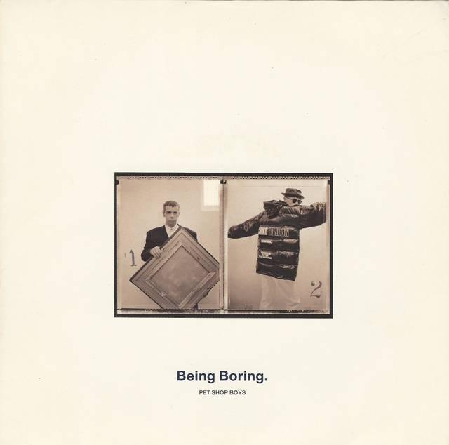Pet Shop Boys –Being Boring