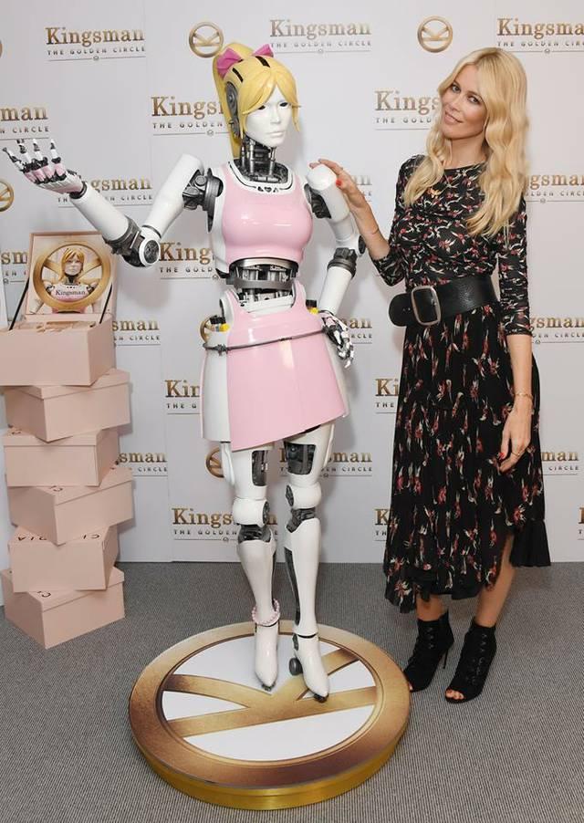 Claudia Schiffer Beauty Bot