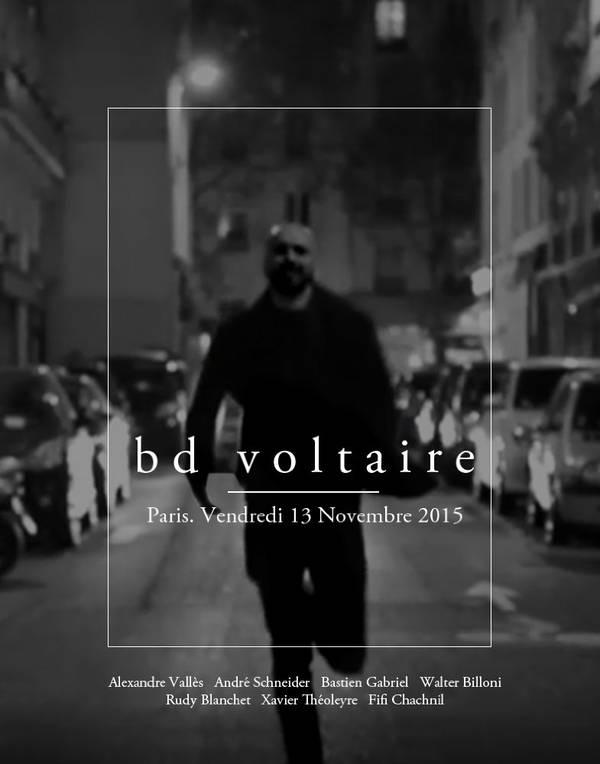 """Boulevard Voltaire"""