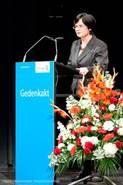 Fotos: Mathias Eckert / CDU- Ministerpräsidentin, Christine Lieberknecht
